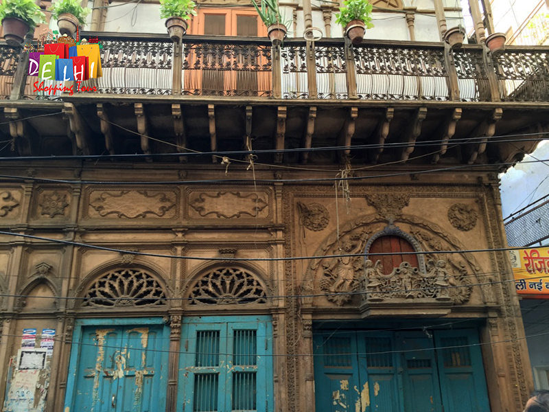 Haveli in Old Delhi