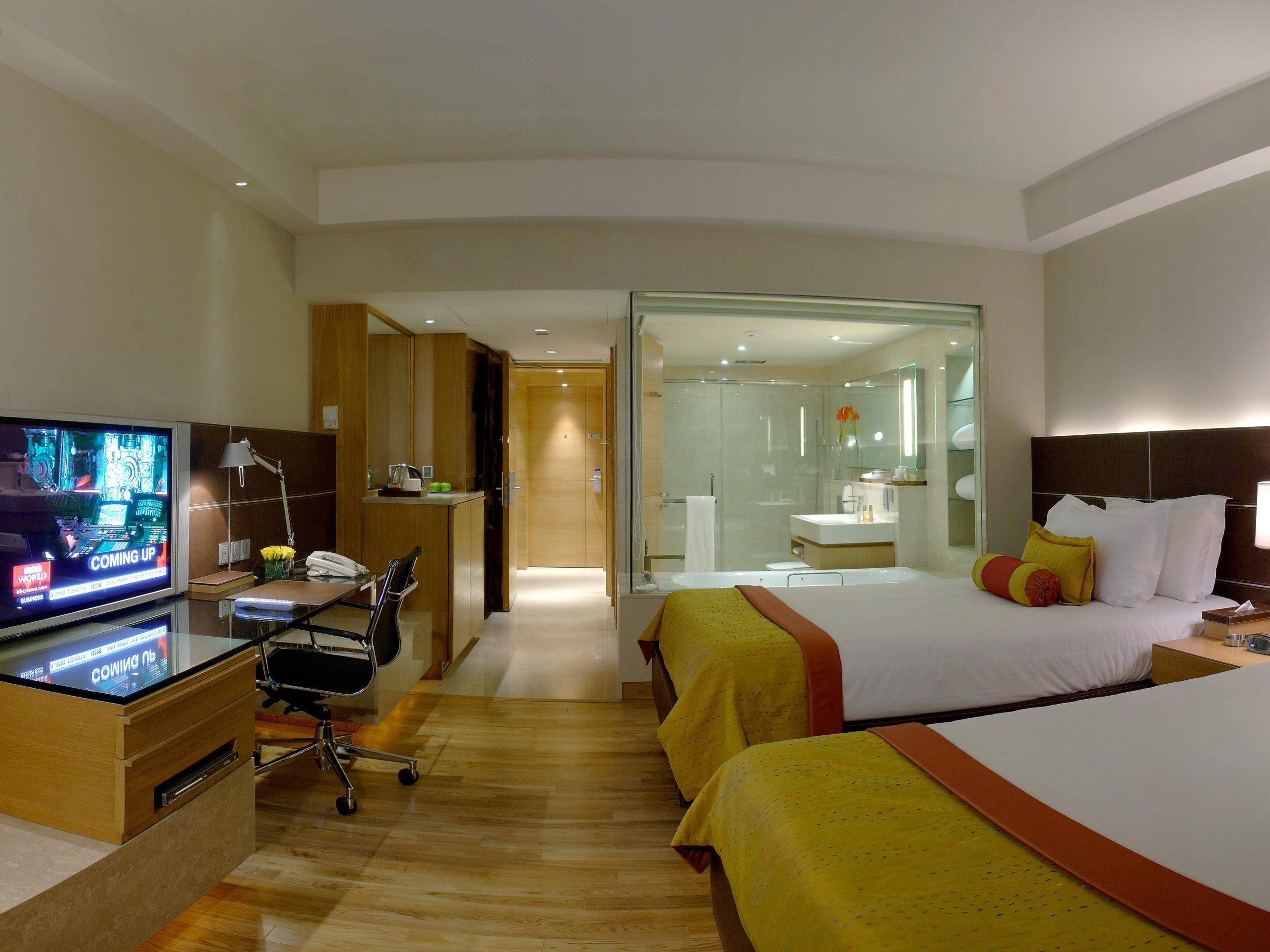 The LaLit New Delhi, Rooms